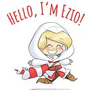 « Hello, I'm Ezio! » par mimikaweb