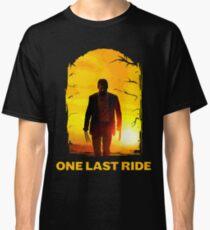 Last Ride  Classic T-Shirt