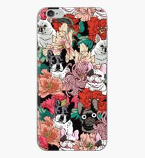 French BullBloom iPhone Case