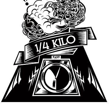 1/4 Kilo Utak (brain) by topitup