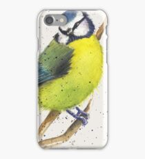 Country Blue Tit iPhone Case/Skin