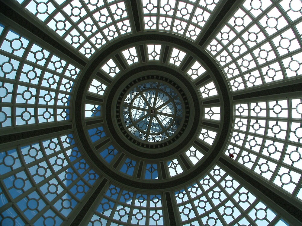 Spider Web Ceiling by MelindaUSA79