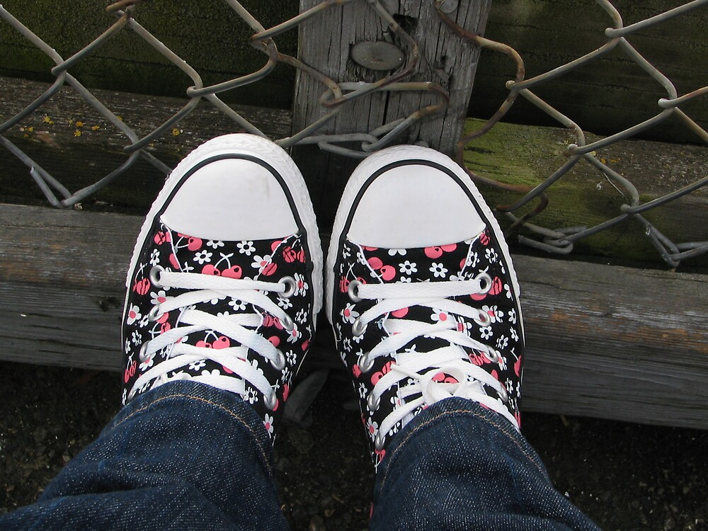 Cool Converse by MelindaUSA79