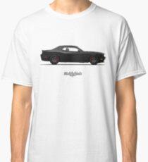 Dodge Challenger SRT8 (black) Classic T-Shirt