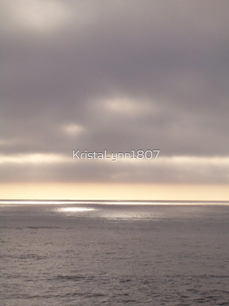 Stormy Ocean by KristaLynn1807