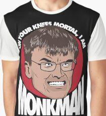 Eric Monkman - God amongst men Graphic T-Shirt