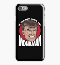 Eric Monkman - God amongst men iPhone Case/Skin