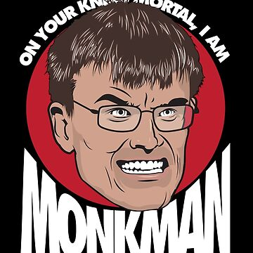 Eric Monkman - God amongst men by satansbrand