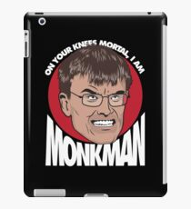 Eric Monkman - God amongst men iPad Case/Skin