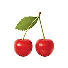Cherries by thatstickerguy