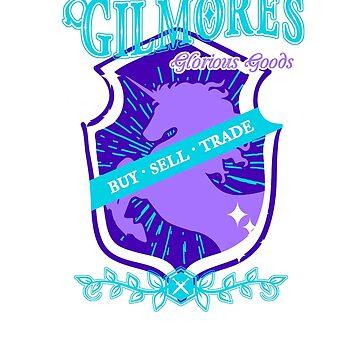 Gilmore's Glorious Goods von baselinegraphix