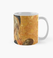 Madonna and Child medieval painting Classic Mug