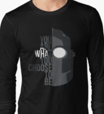 Wise Choice is necessary Long Sleeve T-Shirt