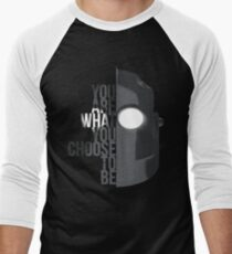 Wise Choice is necessary Men's Baseball ¾ T-Shirt