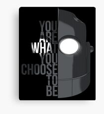Wise Choice is necessary Canvas Print