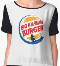 Big Kahuna Burger Chiffon Top