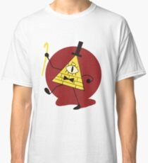 Here comes Bill Cipher  Classic T-Shirt