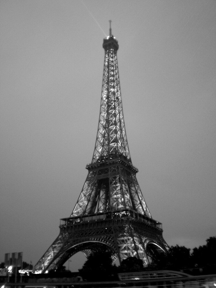 The Tower-Paris by marbuk