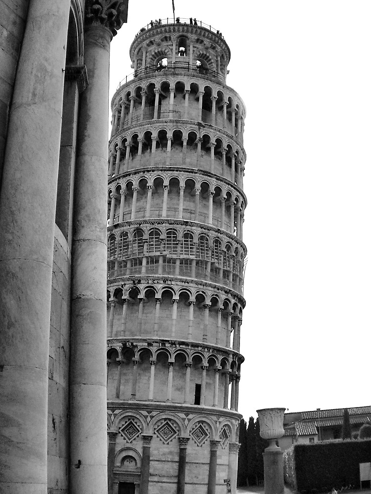 The Tower-Pisa by marbuk