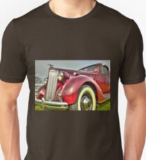 Packard Type 138 Vintage Saloon Car Unisex T-Shirt