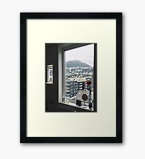 Viewpoint Framed Print