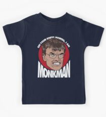 Eric Monkman - God amongst men Kids Tee