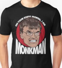 Eric Monkman - God amongst men Unisex T-Shirt