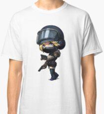 iq rainbow six Classic T-Shirt