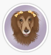 Ginger Sticker