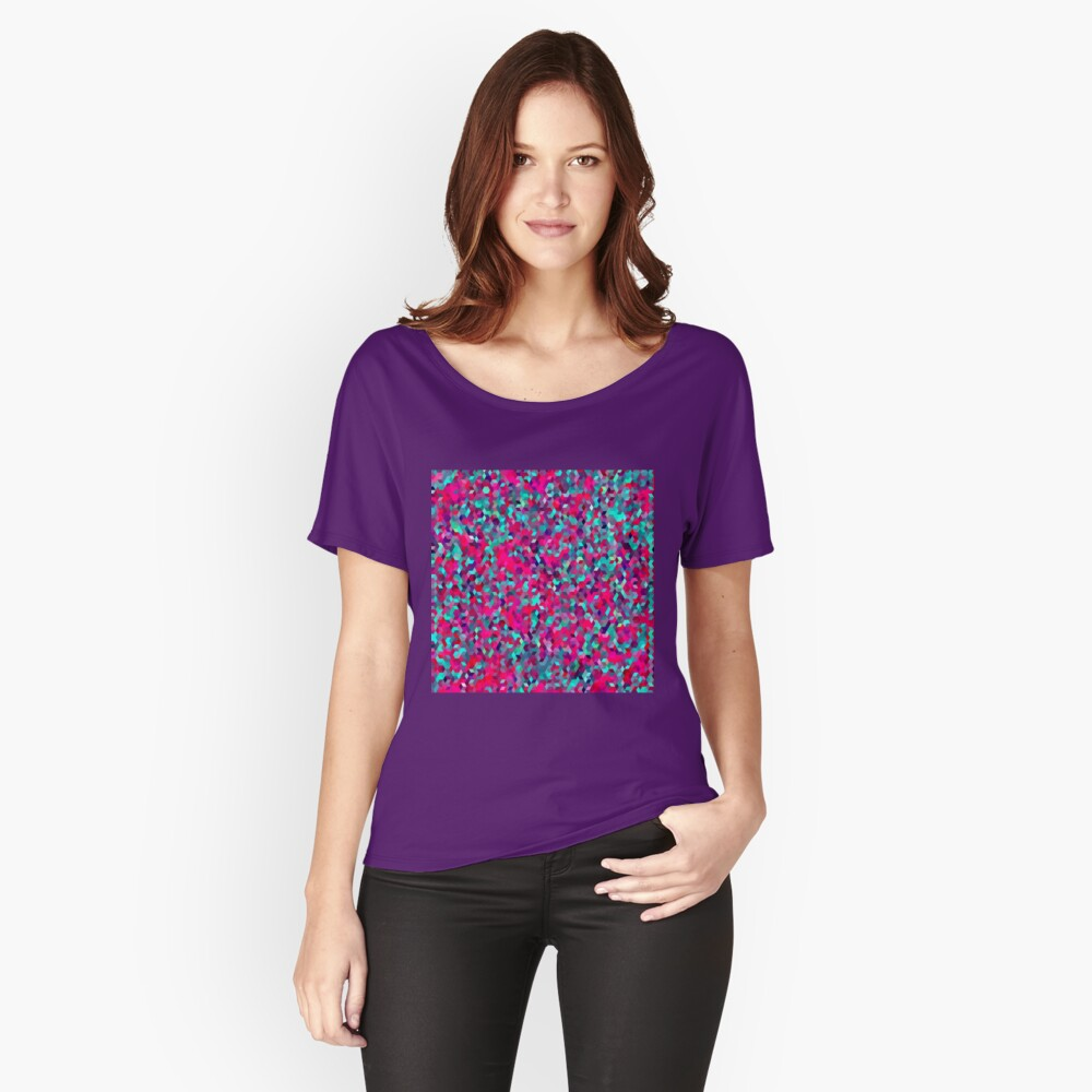 Roses Relaxed Fit T-Shirt