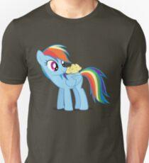 """Rainbow Dash - """"Chicks"""" Textless ver. Unisex T-Shirt"""
