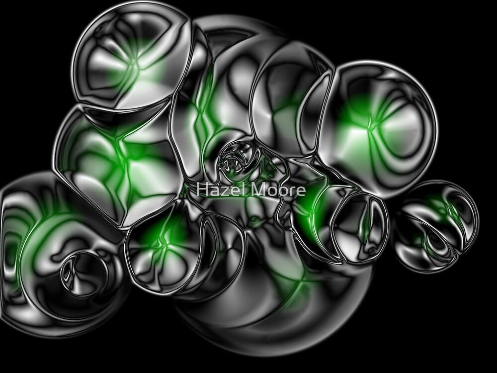 Bubbles 1 by Hazel Moore