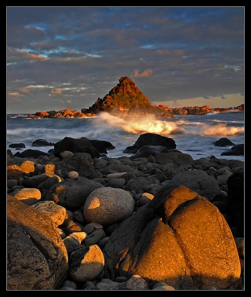 Rockin Pyramid Rock by Robert Mullner