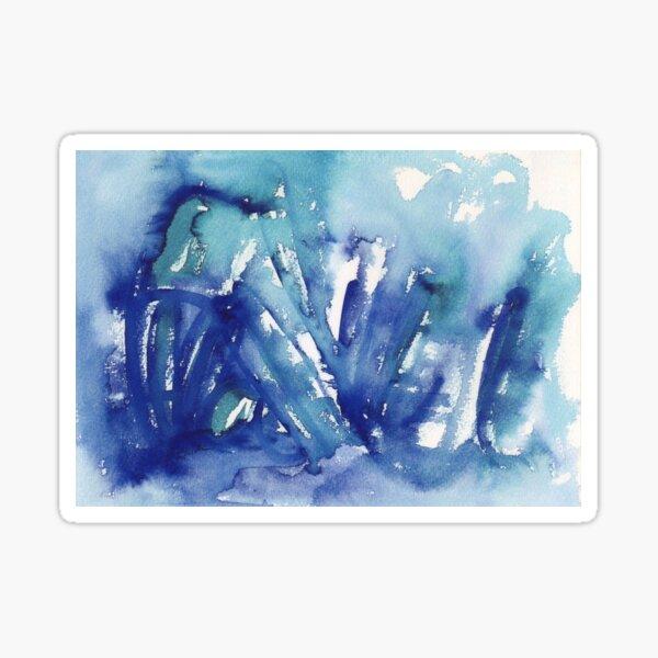 Emanuele - Watercolor name Sticker