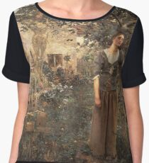 Joan of Arc Women's Chiffon Top