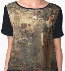 Joan of Arc Women's Chiffon Top