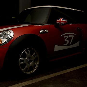 Mini Cooper S - GB 37 by stetre76