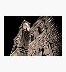 Mount Gambier Town Hall Photographic Print