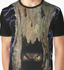 SCARY OLD TREES  Graphic T-Shirt