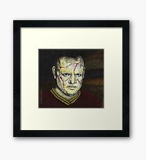 Some Assembly Required - Daryl - BtVS Framed Print
