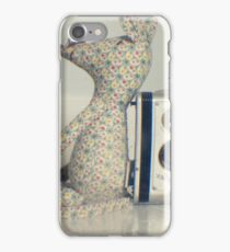 Mouse and camera iPhone Case/Skin