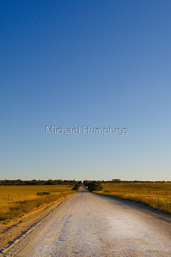 The Long Road to No Where by Michael Humphrys