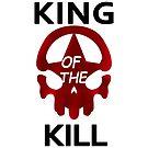 König der Tötung von kijkopdeklok