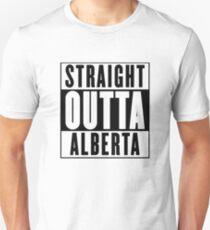 Straight outta Alberta T-Shirt