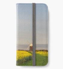 """""""Springtime and Windmills""""  iPhone Wallet/Case/Skin"""