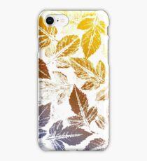 poetic falls iPhone Case/Skin