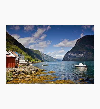 Undredal Photographic Print