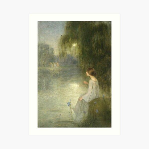 Joan Brull Vinyoles - Somni Art Print
