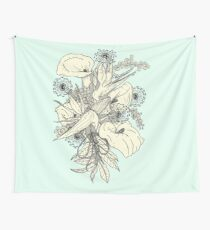 Spring Bunch '16 Wall Tapestry