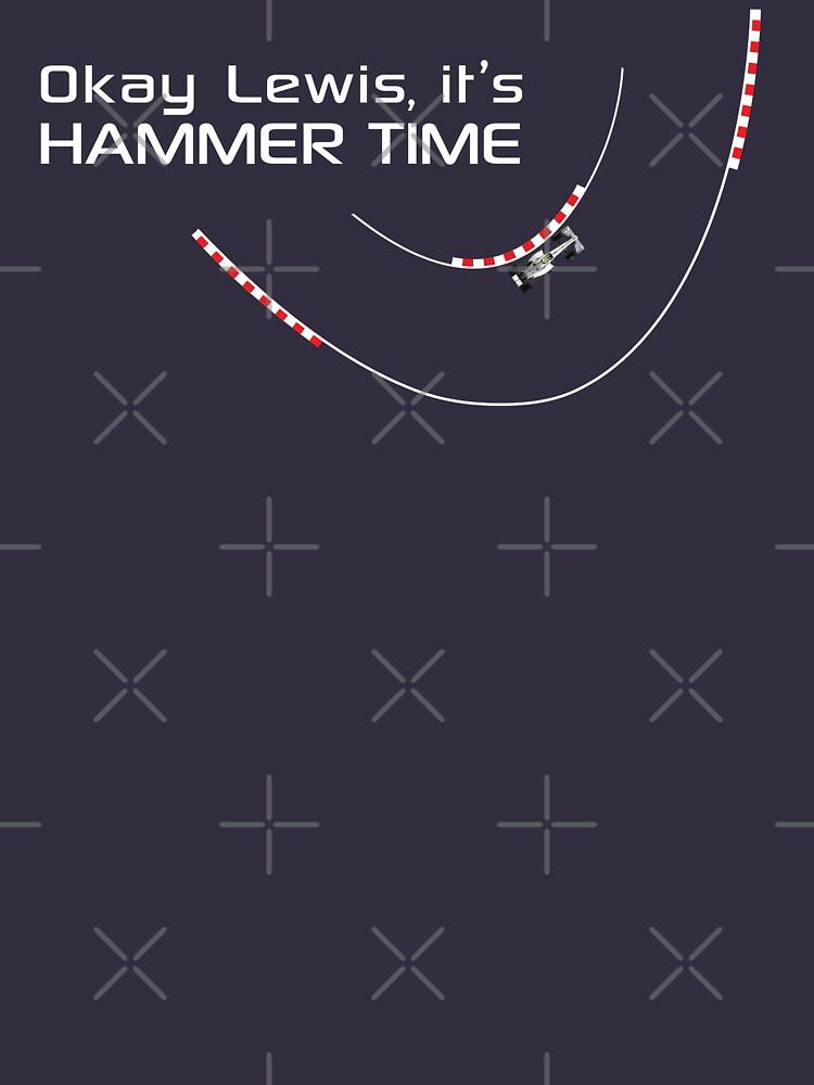 Okay Lewis, it's hammer time - Version 2 by ApexFibers